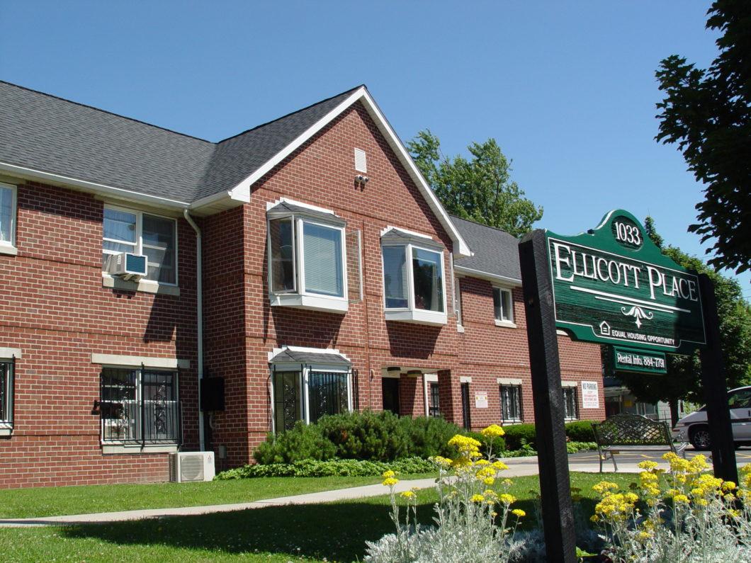 Ellicott Place