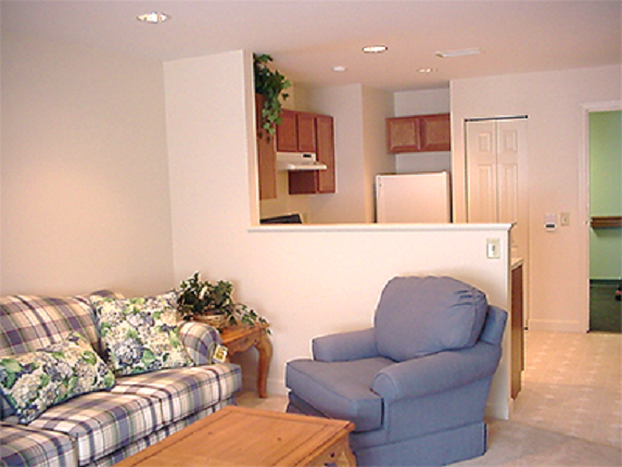 woodland place interior
